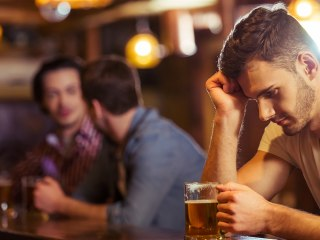 The Surprising Health Threat Facing Middle-Aged Men is Loneliness