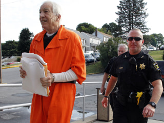 Penn State Trustee Not 'Totally Out' Of Sympathy for Sandusky Victims