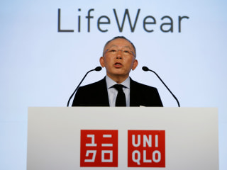 Uniqlo Head Would Close U.S. Stores Over Trump's Suggested Policy