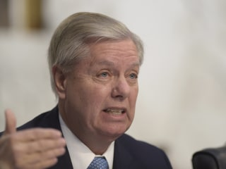 Sen. Graham: Assad Saying 'F You' to Trump By Flying From Bombed Airfield