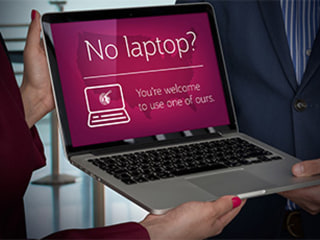 Airlines Get Clever to Find a Way Around Laptop Ban