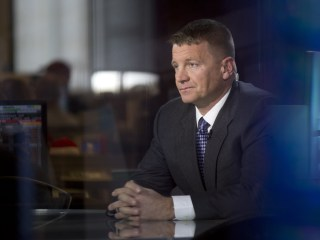 Blackwater Founder Repped Trump at Secret Meeting Overseas: Sources