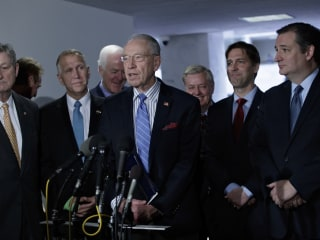 Senate Republicans Appear Ready to Go 'Nuclear' Over Gorsuch Confirmation