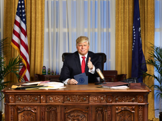 Comedy Central Launches Late Night Trump Send-Up, 'The President Show'