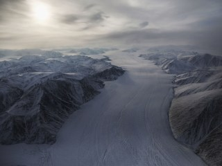 NASA Flyover Reveals Arctic Ice in Retreat
