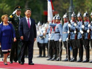 China Ventures Into America's Backyard: Latin America