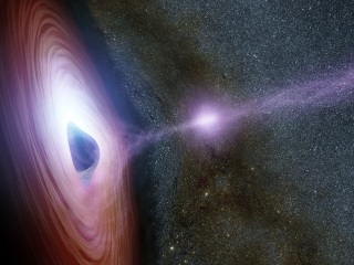 Earth-Sized Telescope May Let Us See a Black Hole for the First Time Ever