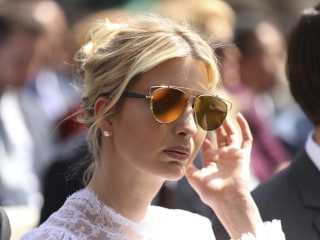 Trump's Made in America Slogan Doesn't Fit Ivanka's Clothing Line