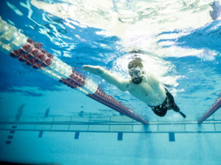 3-D-Printed Leg Helps Amputees Swim More Naturally