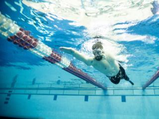 3-D-Printed Leg Helps Amputees Swim More Naturally