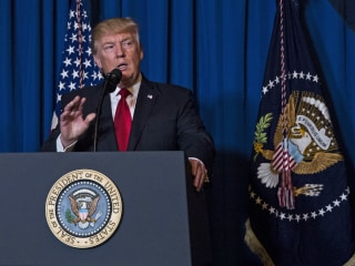 Four Big Questions After Trump's Syria Strike