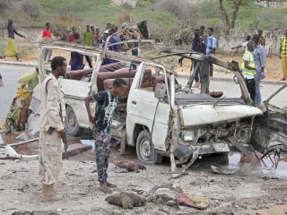 Somalia's New Army Chief Survives Car Bomb That Kills 13