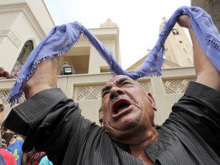 Church Bombings Rock Palm Sunday in Egypt