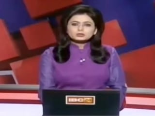 Indian News Anchor Supreet Kaur Learns of Husband's Death on Live TV