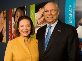 Colin Powell, Alma Powell: Confronting the State of Our Children
