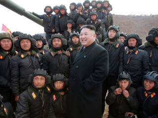 North Korea State Media Warns of Nuclear Strike if Provoked