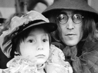 Julian Lennon Tells of 'Sign' Dad John Lennon Sent Ater Death
