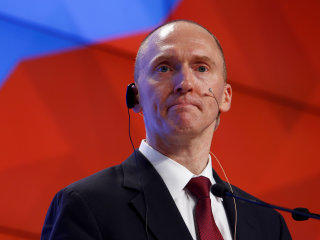 Carter Page, Once Linked to Trump Campaign, Russians, Claims Multiple FBI, CIA Contacts