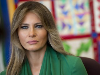Daily Mail Pays Melania Trump Damages Over Modelling Article