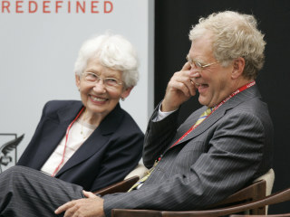 David Letterman's Mom, Dorothy Mengering, Dies at 95