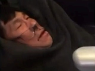 'Just Kill Me': Police Detail Doctor's Removal From United Flight