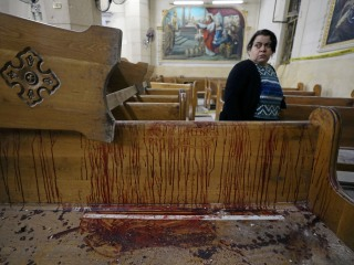 Egypt's Coptic Christians Celebrate Easter in the Shadow of ISIS
