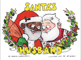 'Santa's Husband': New Book Gives Old Icon a Queer Twist