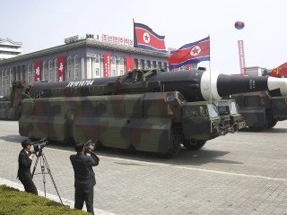 North Korea Parades New Prototype Long-Range Missiles amid Nuclear Tensions: Experts