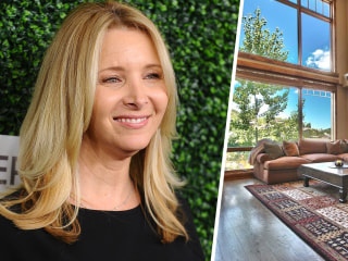 Lisa Kudrow's penthouse in Utah is the perfect place to have 'Friends' over
