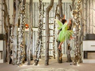 This fairy tale playroom is what kids' dreams are made of