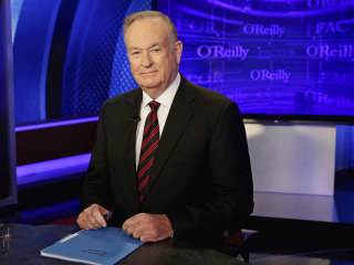 Bill O'Reilly Will Take Vacation in Midst of Sexual-Harassment Controversy