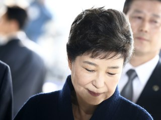 Ousted South Korean leader Park sentenced to 24 years over corruption scandal