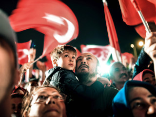 Protests and Parties: Turkish President Claims Referendum Victory