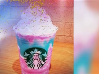 The Unicorn Frappuccino Is Real, and It's Coming to Starbucks This Week