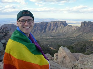 Outdoorsman Seeks to Defy LGBTQ Stereotypes One National Park at a Time