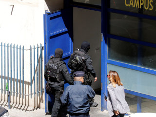 French Officials Say 'Imminent and Violent Attack' Foiled in Marseilles