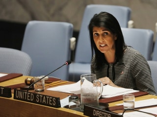 UN Ambassador Nikki Haley 'Disturbed' by Gay Persecution Reports
