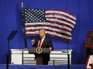 Opinion: Trump's 100 Days Shows Latinos Are in for a Rough Ride