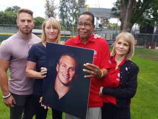 Baseball Great Rod Carew Hopes to Raise Awareness After Heart Transplant From Tragic NFLer