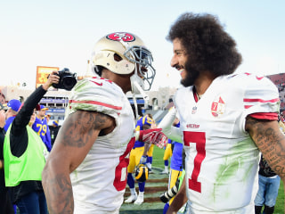 Colin Kaepernick Named to Time's 100 Most Influential List