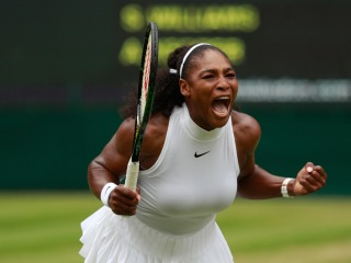 Motherhood Won't Stop Serena from Sponsorships and Titles