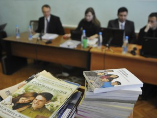 Jehovah's Witnesses Labeled 'Extremist,' Banned By Russia's High Court