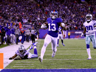 Sunday Night Football Schedule Kicks off with Giants-Cowboys