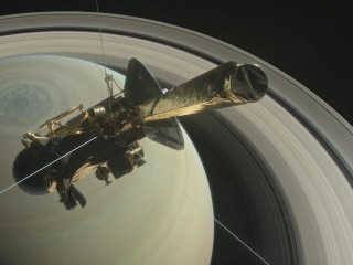 Saturn-Circling Cassini Space Probe Gets Set for Its Dramatic Grand Finale
