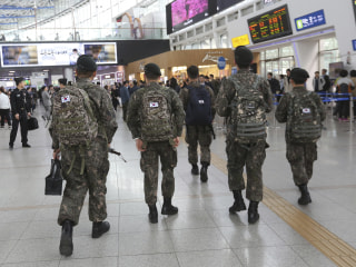 After Sex Video, South Korea Accused of Targeting Gay Soldiers