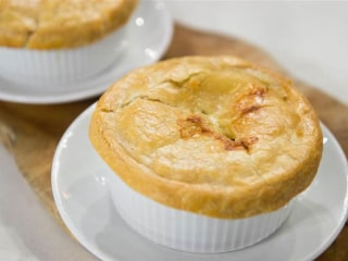 These Chicken Pot Pies and Casserole Are Kid-Tested and Approved