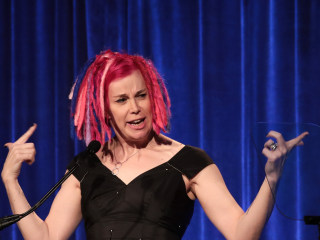 'Matrix' Director Lana Wachowski on Trump and the 'Power of a Crisis'