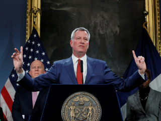 NYC Mayor Hits Back After Trump Admin. Calls Policies 'Soft on Crime'