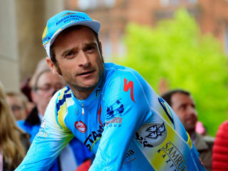 Astana Cyclist Michele Scarponi Dies After Being Hit By a Van