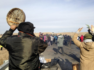 Authorities Drop 33 Cases Against Dakota Access Protesters